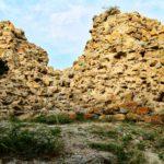 Руины Ацкурской Крепости.