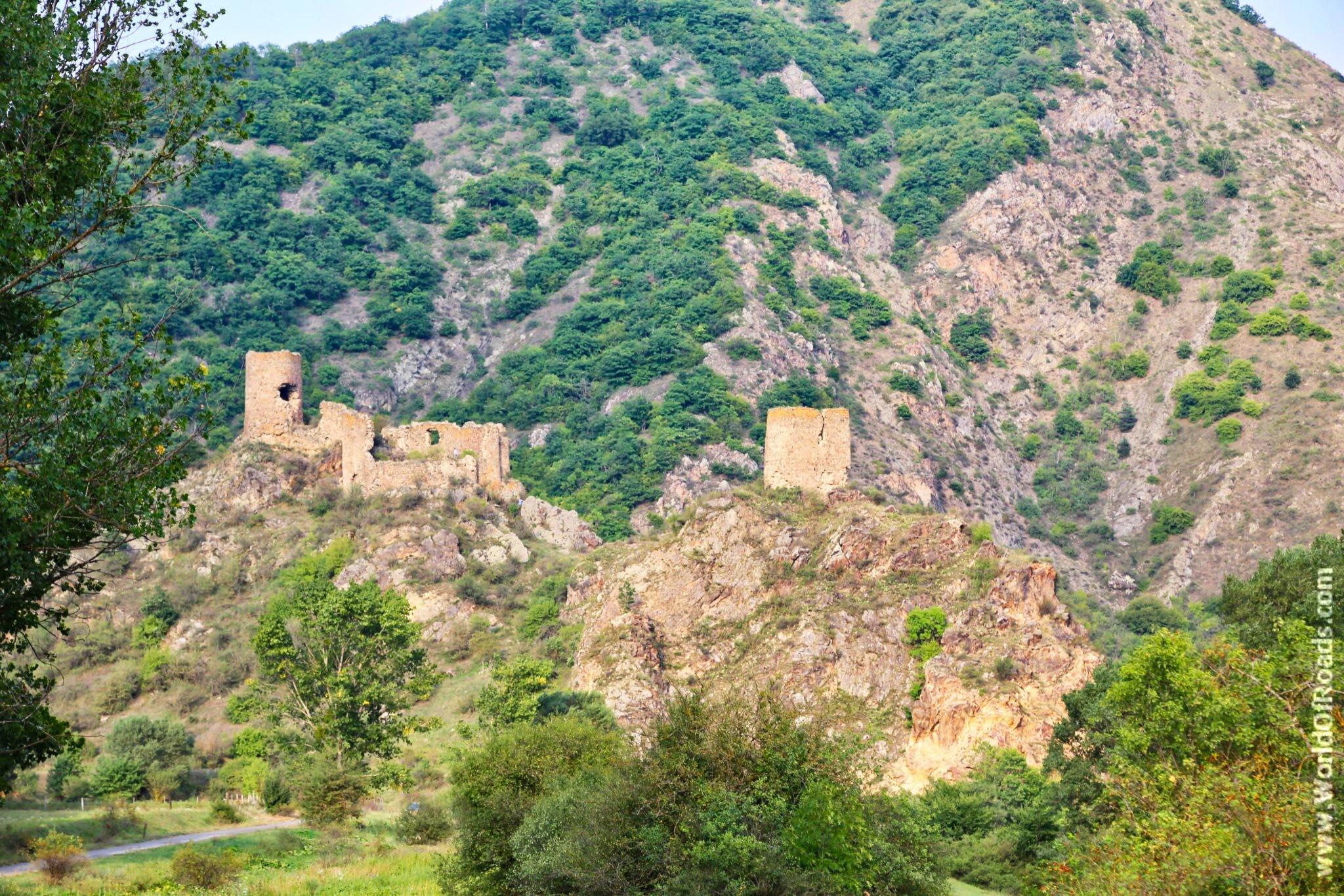 Крепость Моктсева